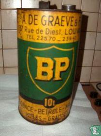 Olieblik BP 10L