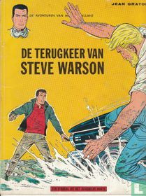 De terugkeer van Steve Warson