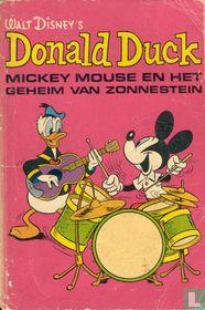 Mickey Mouse en het geheim van Zonnestein