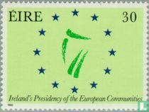 Irish presidency of the EEC