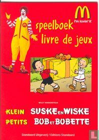 Speelboek/Livre de jeux