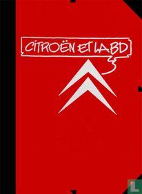 Citroën et la BD