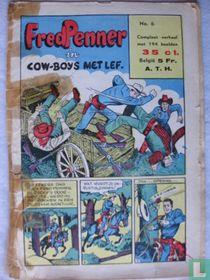 Cow-boys met lef