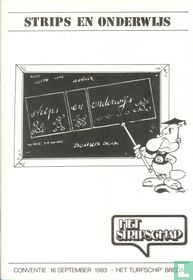 Strips en onderwijs