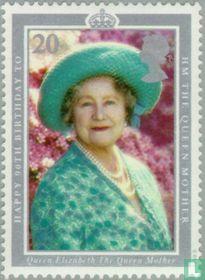 La Reine Elizabeth-90e anniversaire