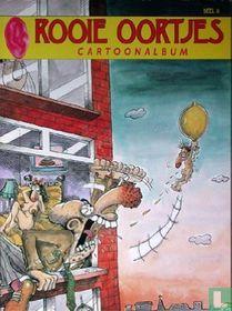 Rooie oortjes cartoonalbum 8