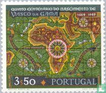 Vasco da Gama,  500 jaar