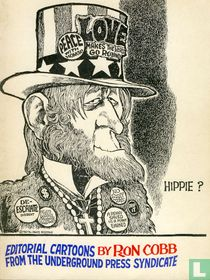 Mah Fellow Americans - 155 editorial cartoons from the Underground Press Syndicate