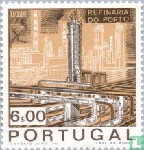 Opening olieraffinaderij Porto