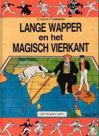 Lange Wapper en het magisch vierkant