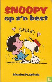 Snoopy op z'n best