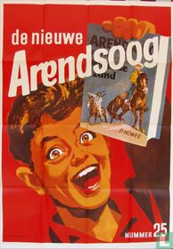 Advertentieposter Arendsoog deel 25