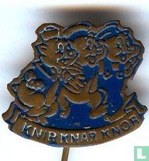 Knir, Knar Knor [blauw]