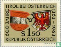 Tirol 600 jaar bij Oostenrijk