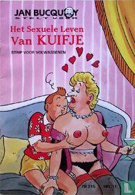 Het sexuele leven van Kuifje