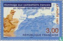 Franse strijders Noord-Afrika