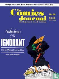 The Comics Journal 80