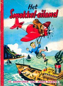 Het smokkel-eiland