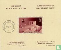 Monument Koning Albert I