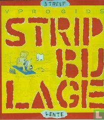 Streep stripbijlage - Lente