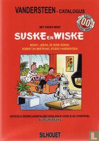Vandersteen-catalogus - Editie 2004 met catalogus-waarde