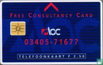 MOC Free Consultancy Card