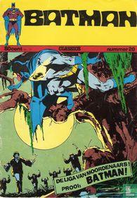 De liga van moordenaars! Prooi: Batman!
