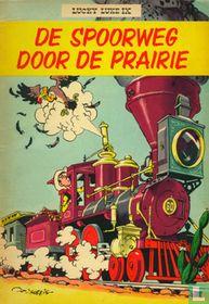 De spoorweg door de prairie