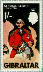 George Augustus Elliot,  1717-1790