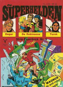 De superhelden 5