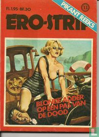 Blonde Adder - Op een pas van de dood