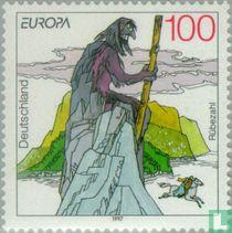 Europa – Sagen en legenden