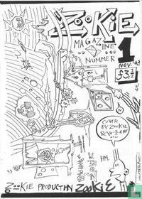 Zookie magazine 1