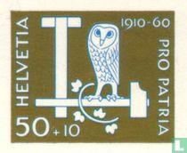 Pro Patria 50 jaar