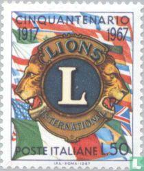Lions International-50 Jahre