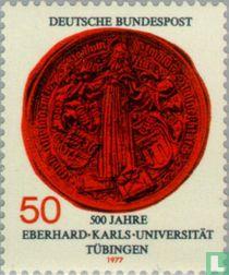 1477-1977 Université de Tübingen