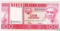 Kaapverdië 100 Escudos 1977