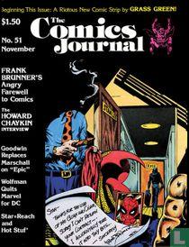 The Comics Journal 51