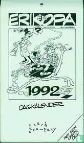 1992 Dagkalender