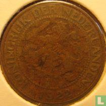 Nederland 1 cent 1922 kopen