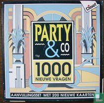 Party & Co - aanvullingsset