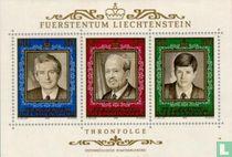 Vorst Franz Josef II - Regeringsjubileum kopen