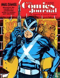 The Comics Journal 112