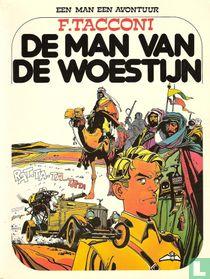 De man van de woestijn