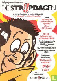 Het programmaboek van De Stripdagen