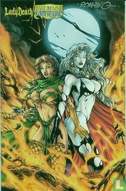 Lady Death / Medieval Witchblade - Premium Edition