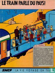Le train parle du pays!