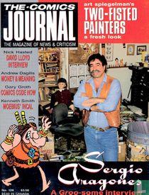 The Comics Journal 128