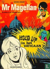 Hold up in het Vaticaan
