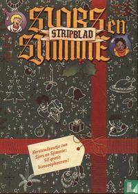 Sjors en Sjimmie stripblad 26